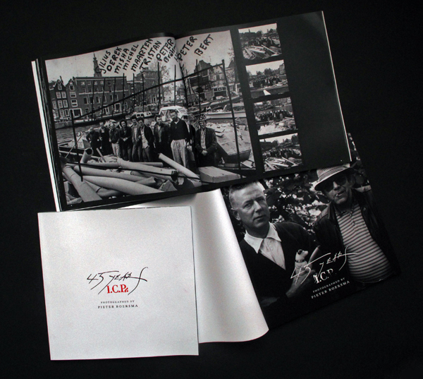 45 years ICP photo book